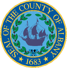 Logo for Albany County