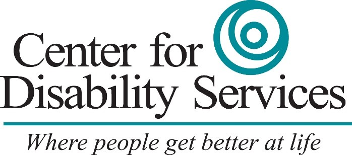 Logo for Center For Disability Services
