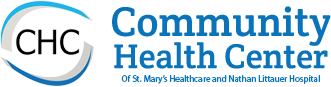 Logo for Community Health Center Of St Marys Healthcare And Nathan Littauer Hospital