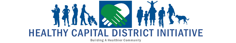 Logo for Healthy Capital District Initiative