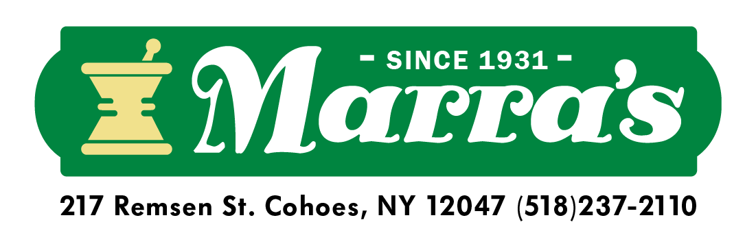 Logo for Marras Pharmacy Inc