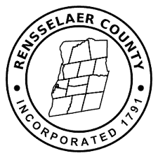 Logo for Rensselaer County