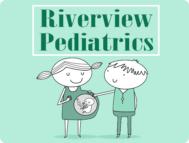 Logo for Riverview Pediatrics