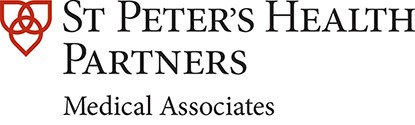 Logo for St Peters Health Partners Medical Associates