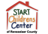 Logo for Start Childrens Center Of Rensselaer County
