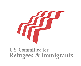 Logo for Us Committee For Refugees And Immigrants