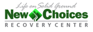 Logo for New Choices Recovery Center
