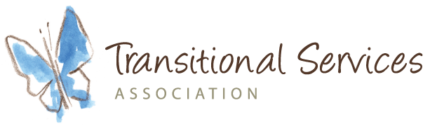 Logo for Transitional Services Association